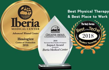 Best Physical Therapy & Best Place to Work Accolades